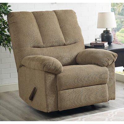 Ethan Recliner Upholstery: Harvest