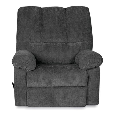 Ethan Recliner Upholstery: Blue