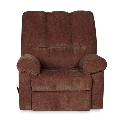 Ethan Recliner Upholstery: Wine