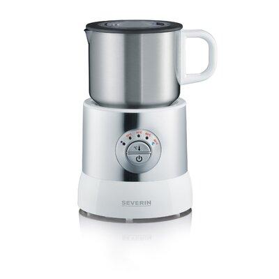 Induktions-Milchaufschäumer | Küche und Esszimmer > Kaffee und Tee > Milchaufschäumer | White | Edelstahl | Severin