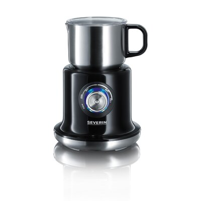 Induktions-Milchaufschäumer | Küche und Esszimmer > Kaffee und Tee > Milchaufschäumer | Black | Edelstahl | Severin
