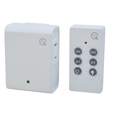 Wireless Remote Fan Controls