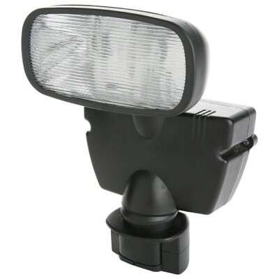 Motion Activated Halogen Solar Flood Light
