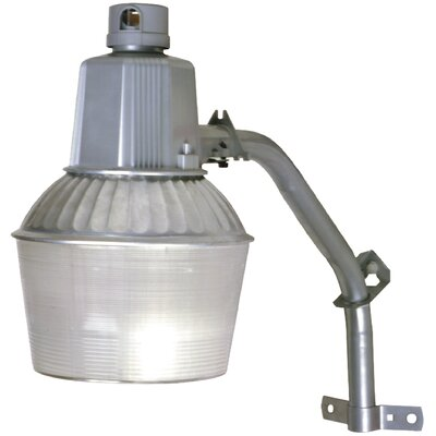 High Pressure Sodium 1-Light Flood/Security Light
