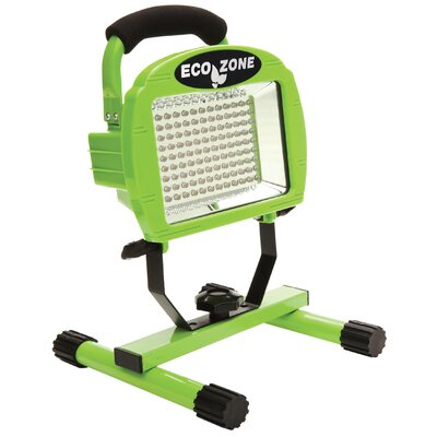 LED Portable Bright Workshop 108-Light LED Flood/Security Light