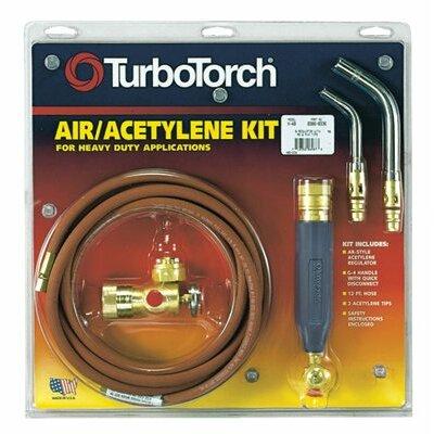 TurboTorch Swirl Air Acetylene Kits - x-6mc serviceman'skit-mc at Sears.com