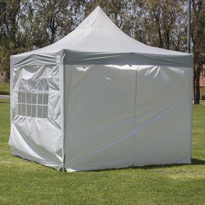 10 Ft. W x 10 Ft. D Canopy 014-HG-16124-WH