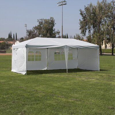 10 Ft. W x 10 Ft. D Canopy 014-HG-16214-WH