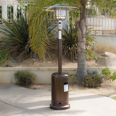 Belleze 48,000 Btu Propane Patio Heater