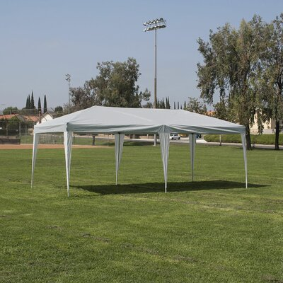 10 Ft. W x 10 Ft. D Canopy 014-HG-16210-WH