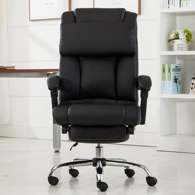 Executive High-Back Footrest Recliner