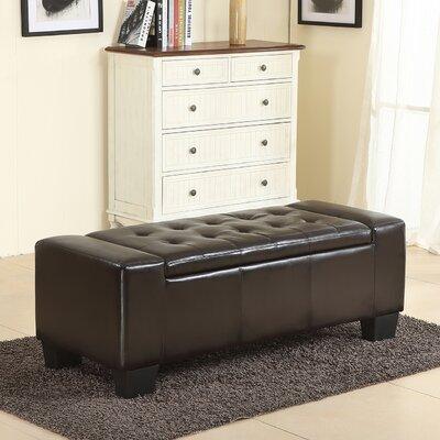 Pellegrin Ottoman Upholstery: Brown