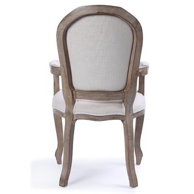 Eleanora Modern Classic Elegant Upholstered Dining Chair