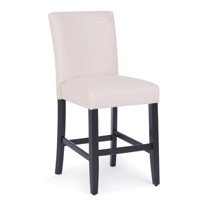 Balis Upholstered Dining Chair Upholstery Color: Beige