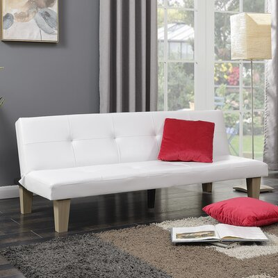 Convertible Sofa Upholstery : White