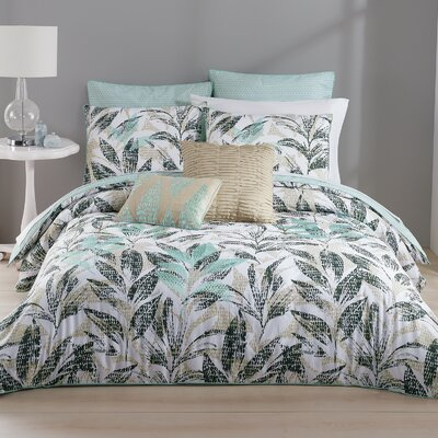 KAS Hulston Duvet Cover Size: Full/Queen