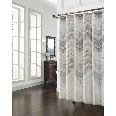 Movement Cotton Shower Curtain