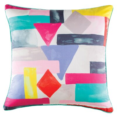 Friedland Cotton Throw Pillow
