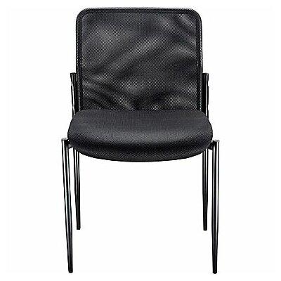 Roaken Armless Mesh Guest Chair