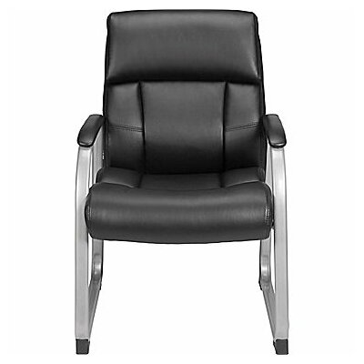 Herrick Guest Chair Color: Black