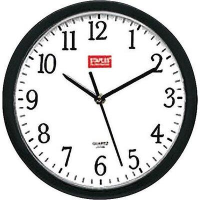 "Cliffton Quartz 10"" Wall Clock LATT8056 38744944"