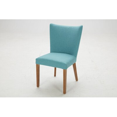 Parsons Chair Upholstery: Niagara Quilted Mint / Bella Mint