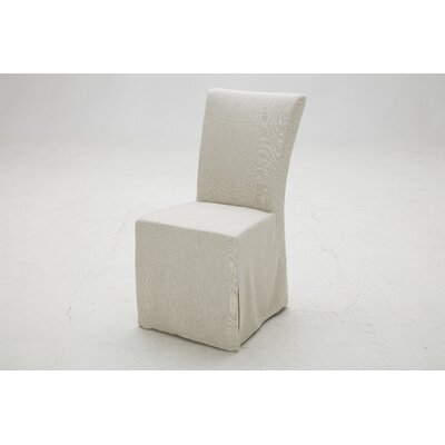 Side Chair (Set of 2) Upholstery: Cape Coral Sand