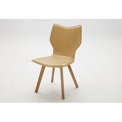 Side Chair in James Suede (Set of 2)