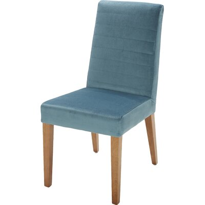 Parsons Chair (Set of 2) Upholstery: Piccolo Bayou