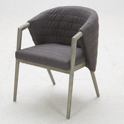 Parsons Chair Upholstery: Bella Gray