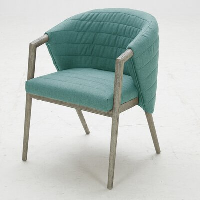 Parsons Chair Upholstery: Bella Mint