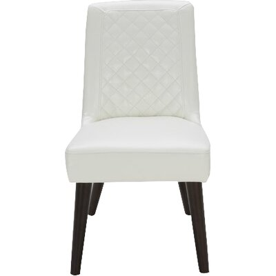 Side Chair (Set of 2) Upholstery: Dana White