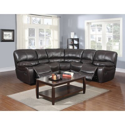 Reclining Sectional T-1282