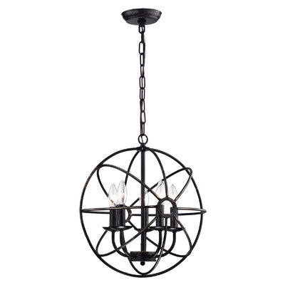 Afaura 5-Light Globe Pendant