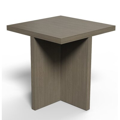 Edison End Table Finish: Weathered Ash