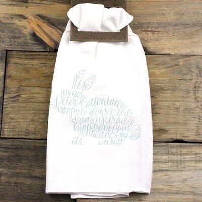 Sack Cloth Peter Cottontail Towel