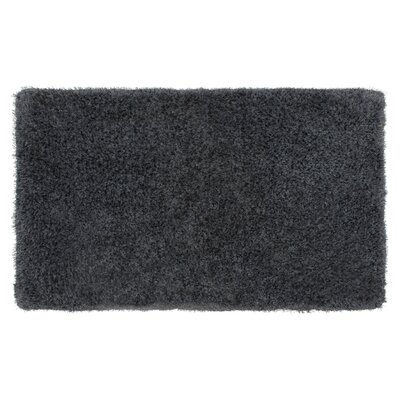 Claudia Charcoal Area Rug Rug Size: 19 x 210