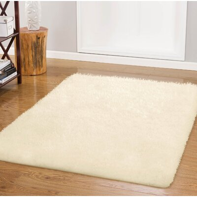 Nasim Ivory Area Rug Rug Size: Rectangle 19 x 47