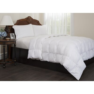Maxi Down Alternative Comforter Size: King