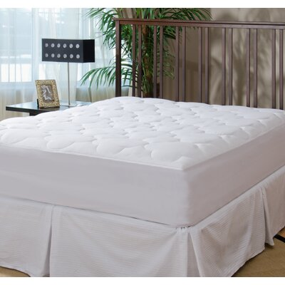 Micropuff Mattress Pad Size: Twin