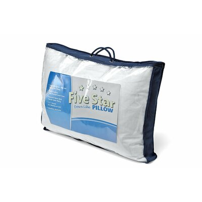 Mastertex 100% Cotton Lumbar Pillow Size: 20 H x 26 W x 1.5 D