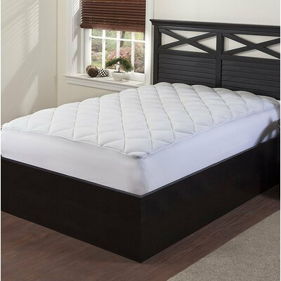Double Puff Mattress Topper Size: Queen