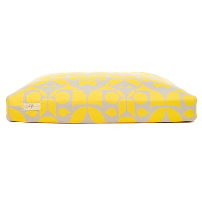 Faux Down Cushion Dog Bed Size: Small (18 L x 24 W)