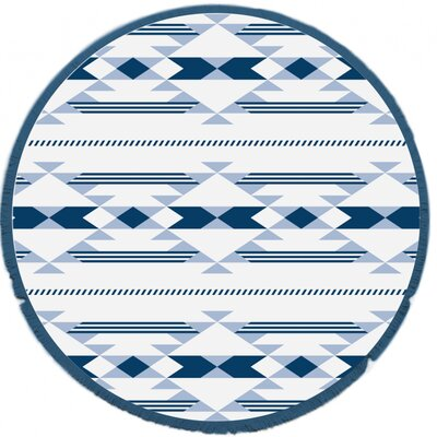 The Coachella Valley Roundie Beach Towel