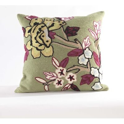 Midori-B Throw Pillow
