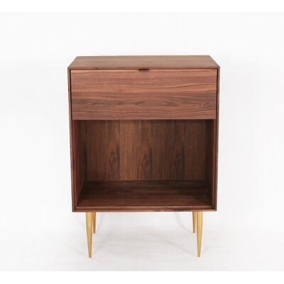 Sophia 1 Drawer Nightstand