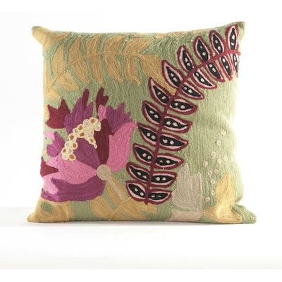 Midori-A Throw Pillow