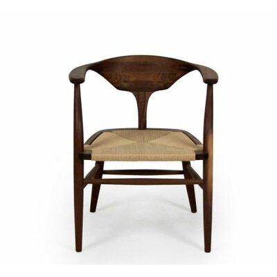 Peking-A Arm Chair Upholstery Type - Color: Leather - Camel