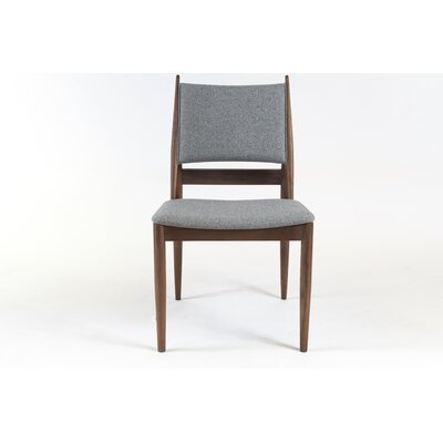 Eilif Side Chair Upholstery: Gray
