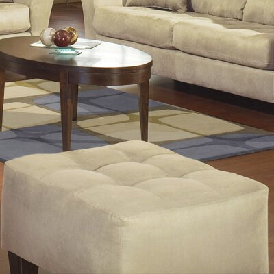Jackson Furniture Riviera Ottoman - Upholstery: Beige at Sears.com